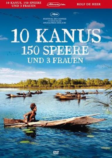 10 Kanus 150 Speere und 3 Frauen DVD
