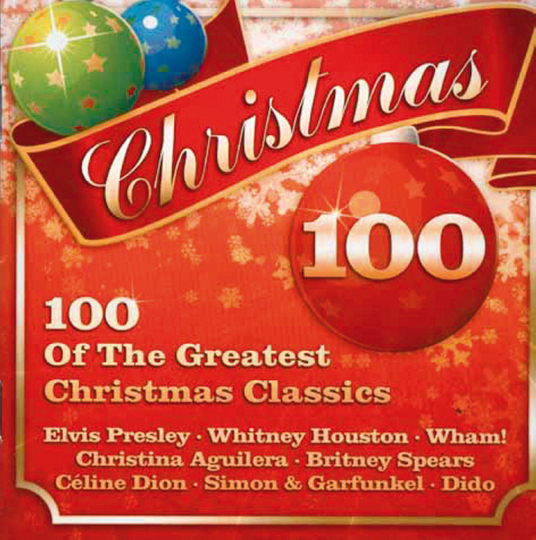 100 of the Greatest Christmas Classics