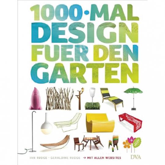 1000-Mal Design für den Garten. Mit allen Websites.