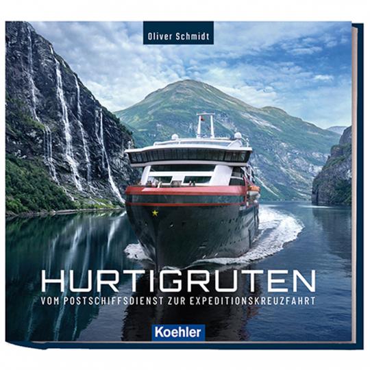 125 Jahre Hurtigruten.