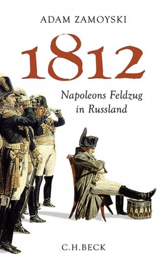 1812. Napoleons Feldzug in Rußland.