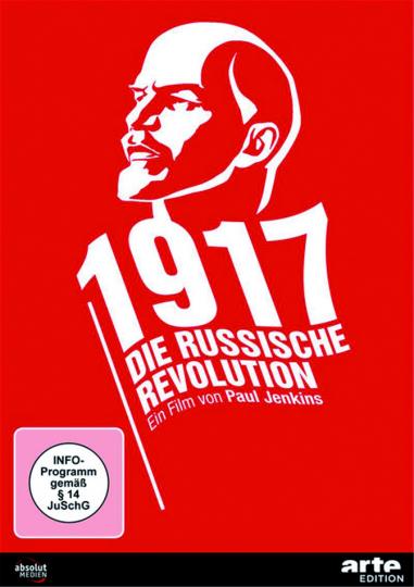 1917. Die Russische Revolution. DVD.