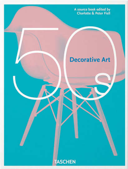 1950's Decorative Art - Ein Materialband.