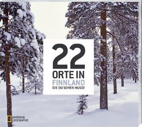 22 Orte Finnland (M)
