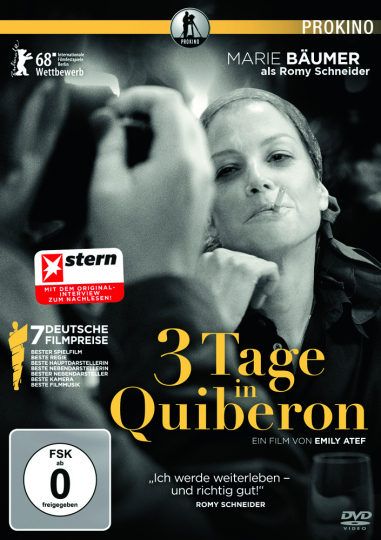 3 Tage in Quiberon. 2 DVDs.