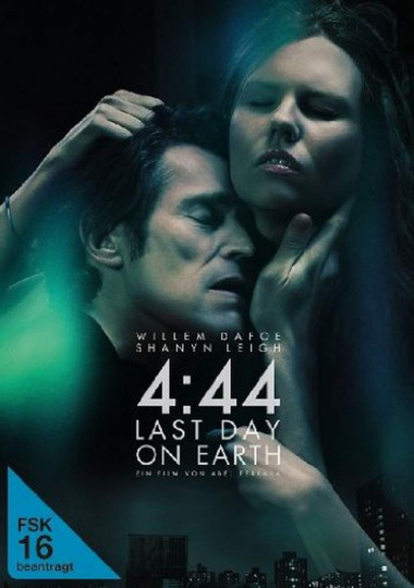 4:44 - Last Day on Earth DVD