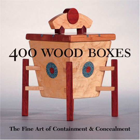400 Holzschachteln. Die hohe Kunst der Aufbewahrung.
