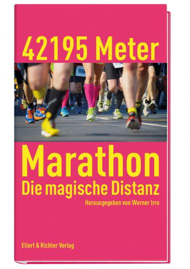42 195 Meter Marathon. Die magische Distanz.