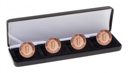 4er-Satz 1 Pfennig 1948 - 70 Jahre Deutsche Mark 1948-2018