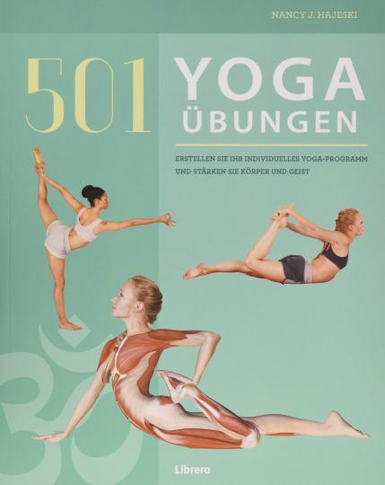 501 Yoga Übungen.