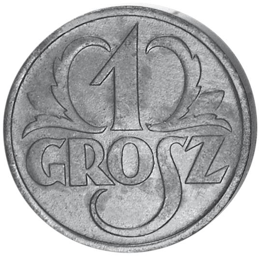 5er-Münzset - Generalgouvernement Polen