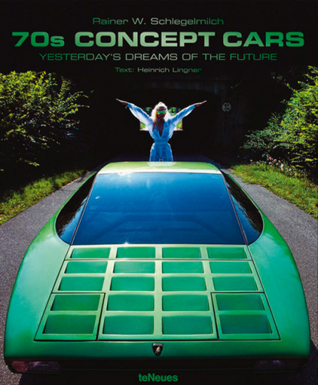 70s Concept Cars. Yesterday's Dreams of the Future.