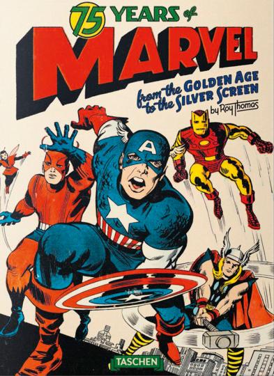 75 Years of Marvel Comics.