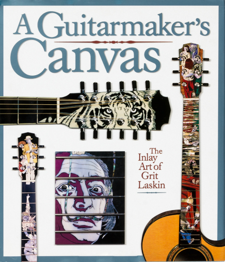 A Guitarmaker's Canvas.