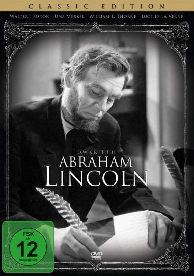 Abraham Lincoln. DVD.