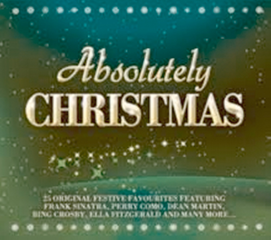 Absolutely Christmas CD