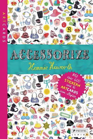 Accessorize. Sticker und Artcards.