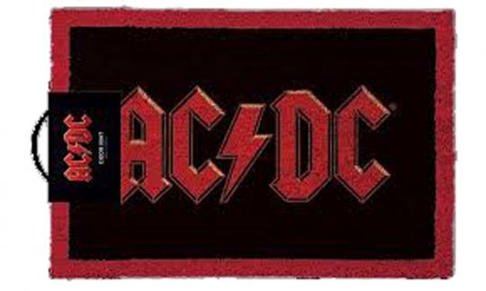 AC/DC Fußmatte