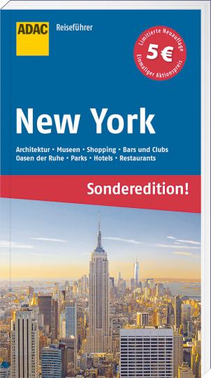 ADAC Reiseführer - NEW YORK