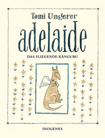Adelaide das fliegende Känguru.