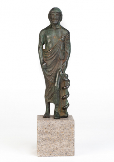Äskulap. Griechenland, um 380 v. Chr.
