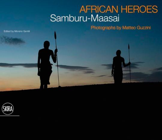 African Heroes. Samburu-Maasai.