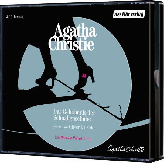 Agatha Christie. Das Geheimnis der Schnallenschuhe. 3 CDs.