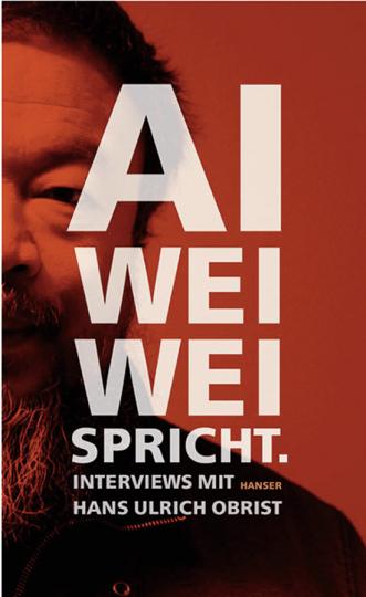 Ai Weiwei spricht.