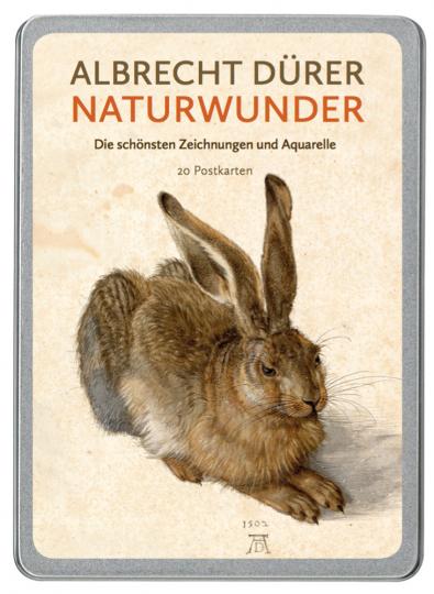 Albrecht Dürer Naturwunder. Die schönsten Zeichnungen und Aquarelle. 20 Postkarten.