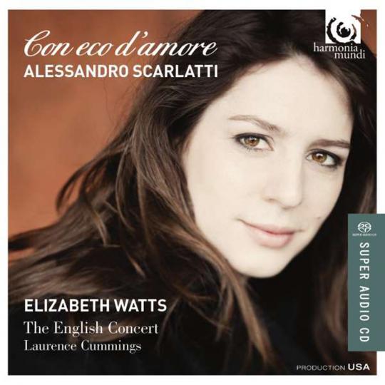 Alessandro Scarlatti. Con eco d'amore - Arien aus Opern und Kantaten. Hybrid-SACD.