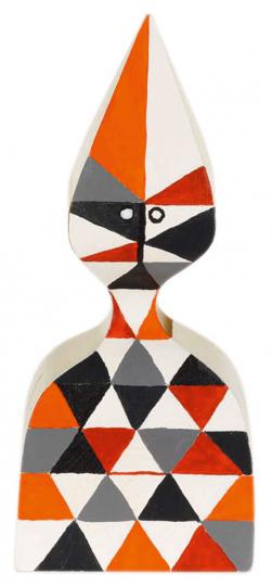 Alexander Girard. Sonderedition mit »Wooden Doll Nr. 12«.