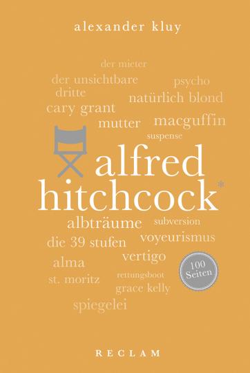 Alfred Hitchcock. 100 Seiten.