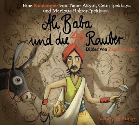 Ali Baba und die 40 Räuber. Kinderoper.