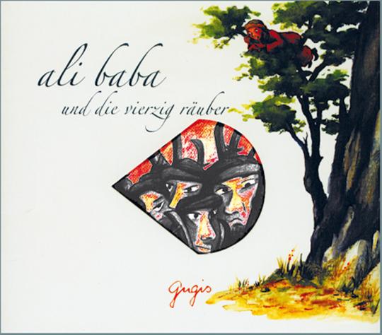 Ali Baba und die vierzig Räuber CD