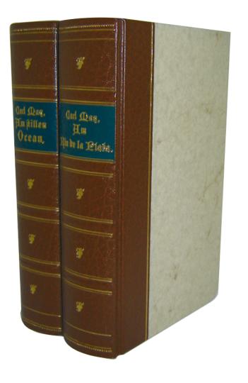 Am stillen Ocean - Reprint der Freiburger Erstausgabe