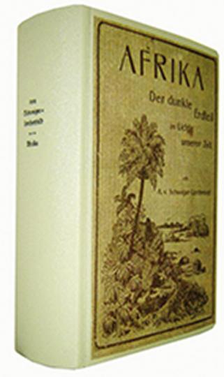 Amand von Schweiger-Lerchenfeld. Afrika. Faksimile-Reprint.