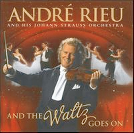 And the Waltz goes on DVD & CD