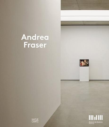 Andrea Fraser. Englische Ausgabe.