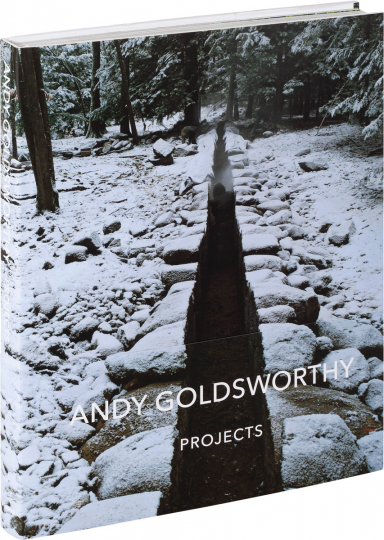 Andy Goldsworthy. Projekte.