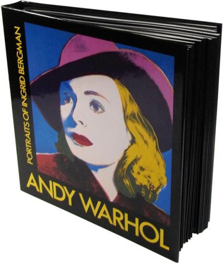 Andy Warhol. Portraits of Ingrid Bergman