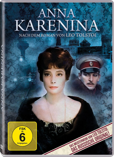 Anna Karenin. DVD