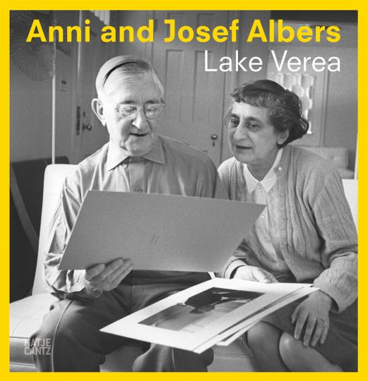 Anni and Josef Albers.