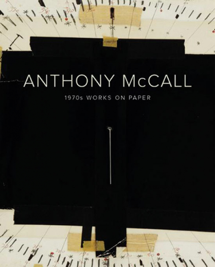 Anthony McCall. 1970s Works on Paper.