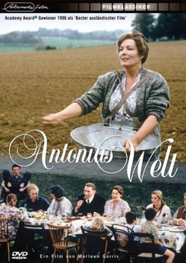Antonias Welt DVD