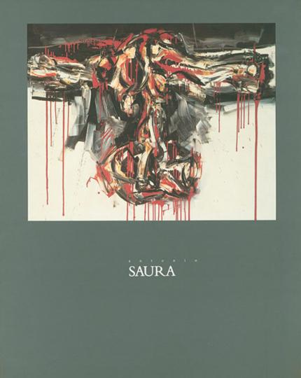 Antonio Saura - Pinturas 1956 - 1985.