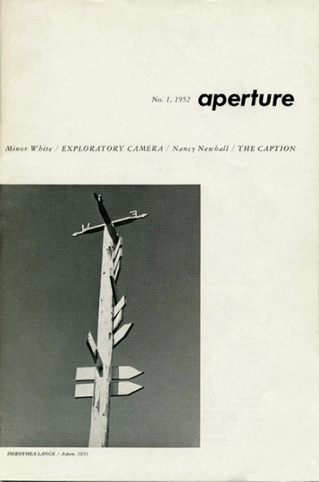 Aperture Magazine Anthology. The Minor White Years, 1952-1976.