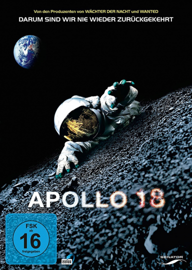 Apollo 18 DVD