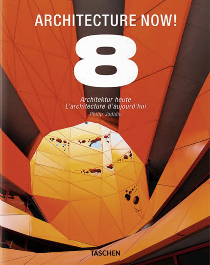 Architecture Now! 8. Architektur heute Band 8.