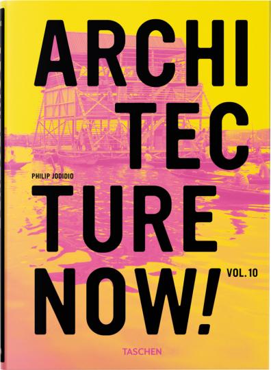 Architecture Now! Jubiläumsausgabe 2015.