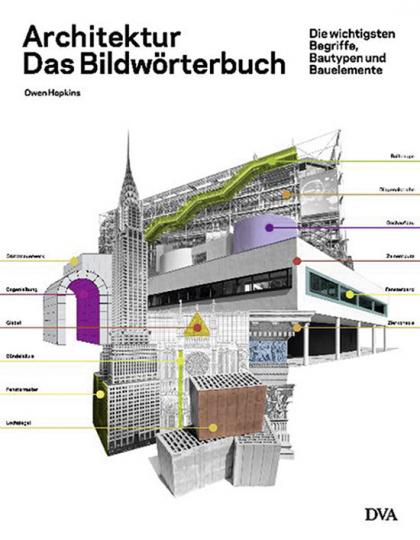 Architektur. Das Bildwörterbuch. Die wichtigsten Begriffe, Bautypen und Bauelemente.